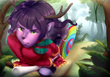 Lily White By Gudeko
