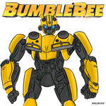 Bumblebee 2018 (rough drawing)
