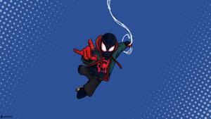 Spider-Man:Into the Spider-Verse (Miles Morales)