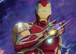 Nano Gauntlet Iron Man