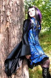 Corset, Skirt and Bolero by Ventovir