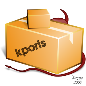 kports logo by LoN-Kamikaze