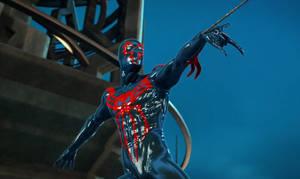Ultimate Spider-Man Web Warriors - Spiderman 2099