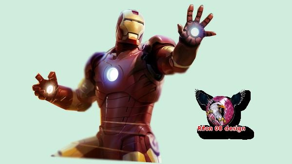 render iron man by riton08design on deviantART