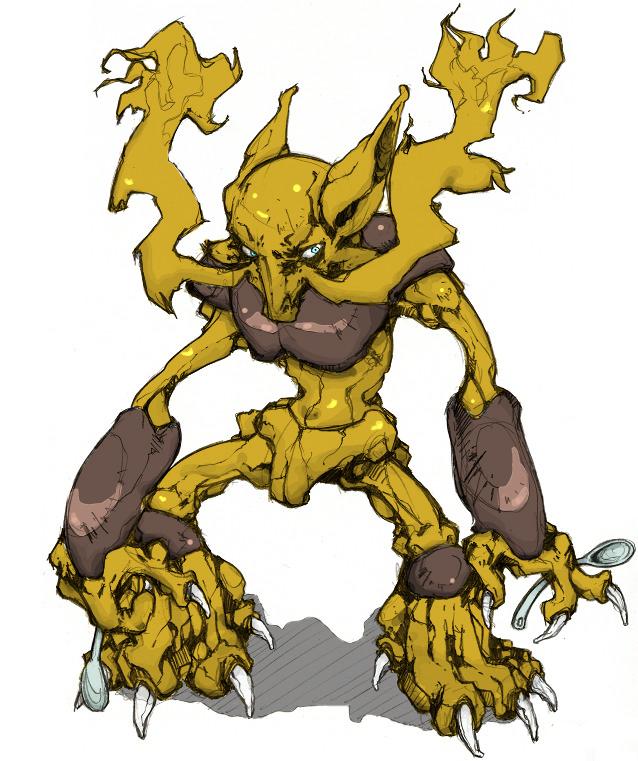 El Pokemon Mas Diabolico Y Satanico Taringa
