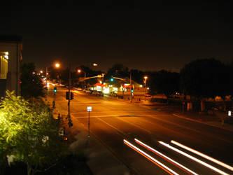 East Chapman at Night