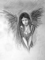 The angel you love by Silberius
