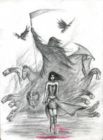 On Death's Wings by Silberius