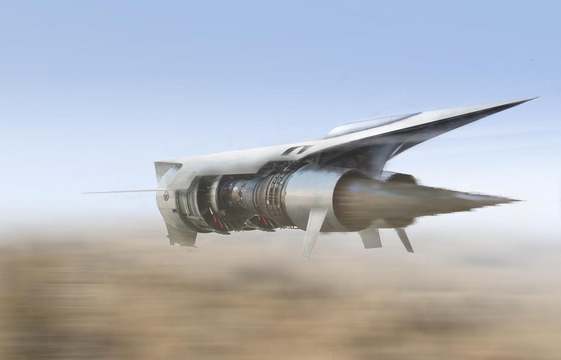 Sci-fi jet fighter by Silberius on DeviantArt Futuristic Fighter Jets