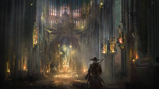 Igrin - Inside the Cathedral 2