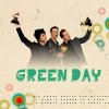 Green Day icon by Green-Romance