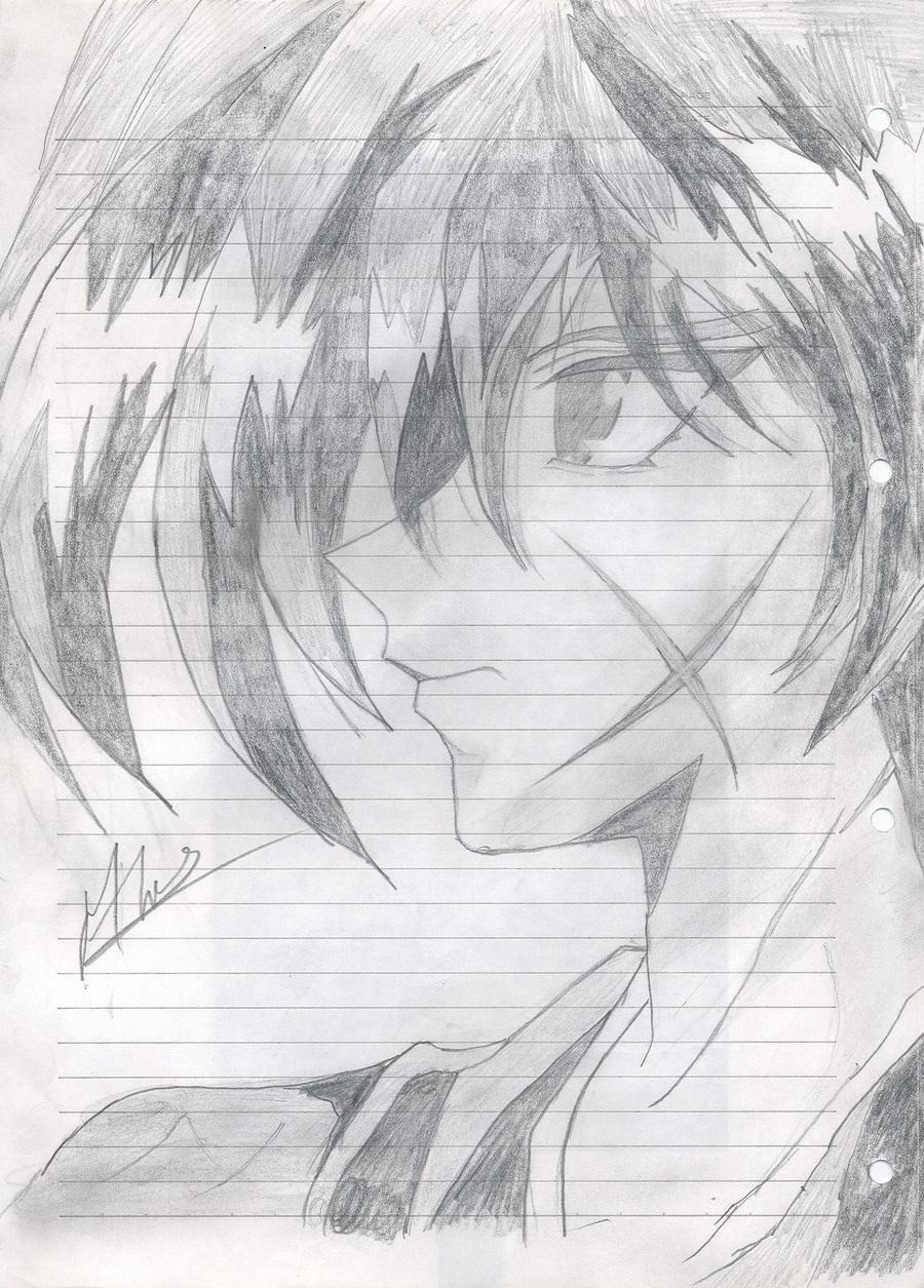 Kenshin Himura By KillAWatt1705
