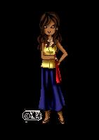 Pixel Person: Carla by LKeiko