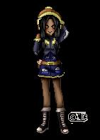 Pixel Person: Qila by LKeiko