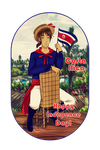 Costa Rica - Happy September 15th! by LKeiko