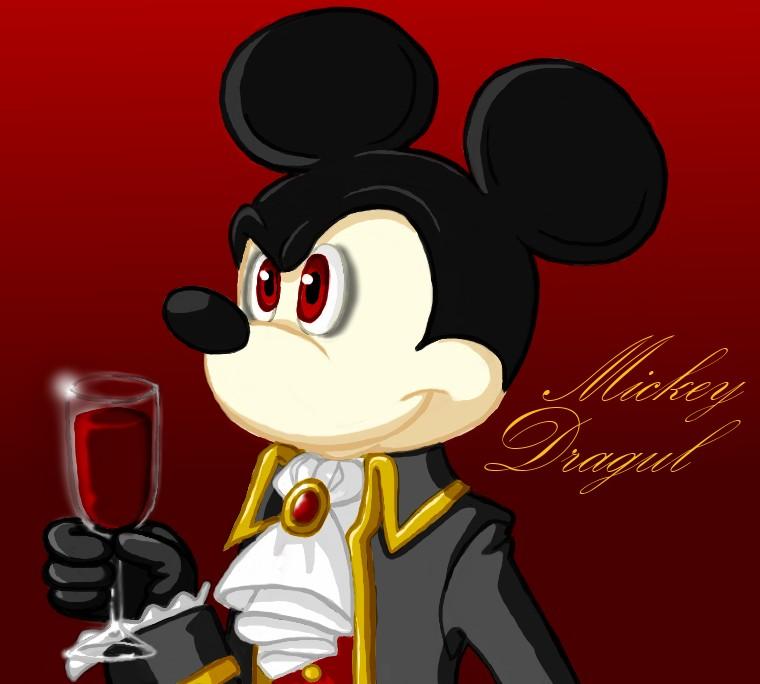 Count Mickey Dragul by GabiSaKuRa