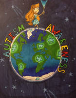 Autism Awareness 2014 by GabiSaKuRa