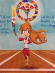 Adele Hertz: Special Olympics World Games