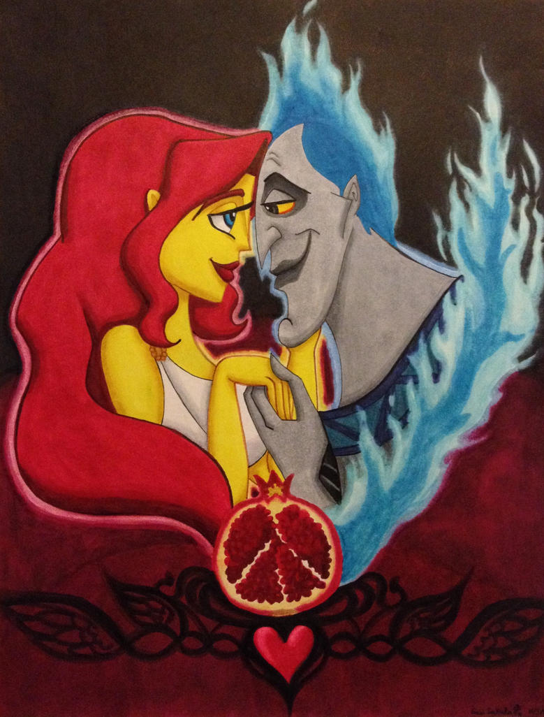 Hades and Persephone: Everlasting by GabiSaKuRa
