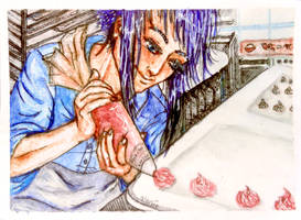 ACEO-Patissiere by atorife