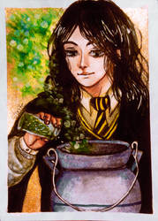 ACEO-Potion by atorife