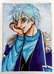 ACEO-Ice by atorife
