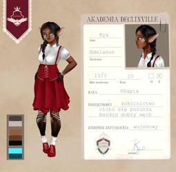AD: Kya by atorife
