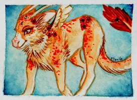 ACEO-Poppy by atorife