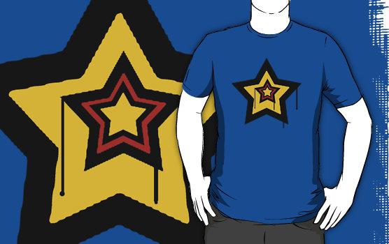 Drip Star - Colour. by BlameEmma