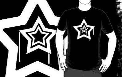 Drip Star - White. by BlameEmma