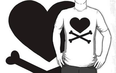 Pirate Love :Black: by BlameEmma