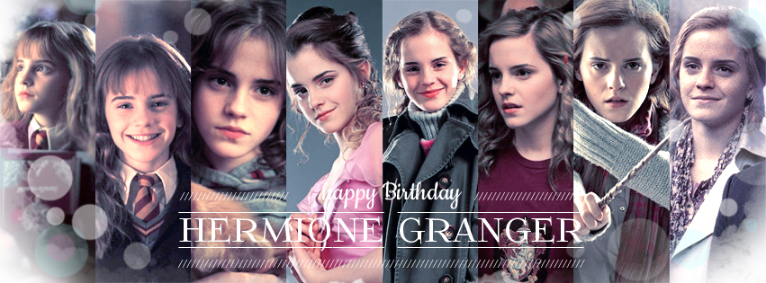 happy birthday hermione by - photo #6