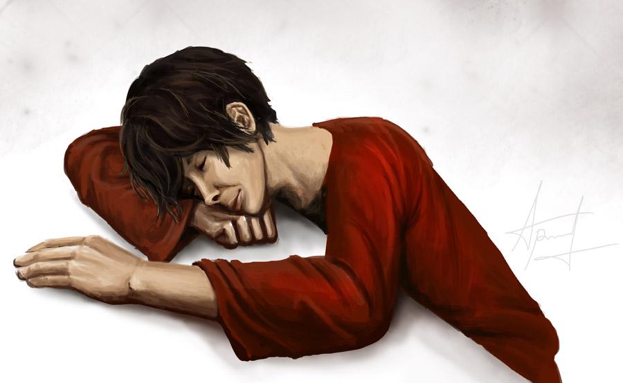 (Day 5) Faraino : Sleep by ProfBell