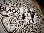 Blackpink Rose Mandala 2