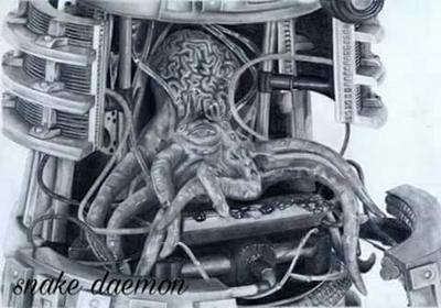 open dalek by snakedaemon