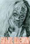 Hella from lordi by snakedaemon