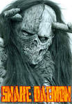 ox from lordi by snakedaemon