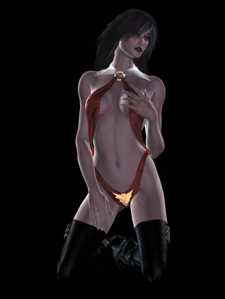Vampirella by KidsGrrrl