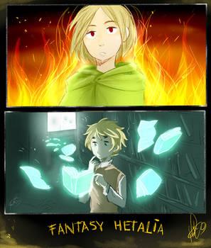 Fantasy Hetalia