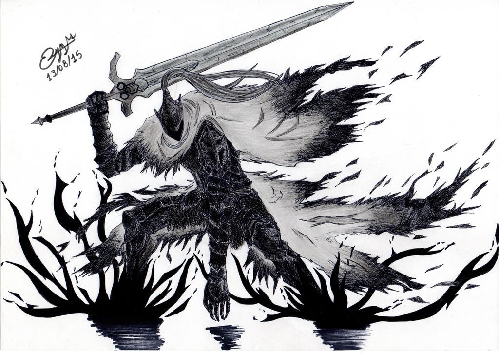 how to get darkwraith armor dark souls