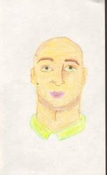 My art teacher by Hayleeday