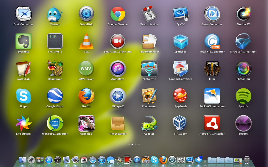 My mac apps by janosch500 on DeviantArt