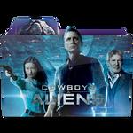 Cowboys and Aliens folder