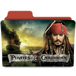 Pirates of the Caribbean folder