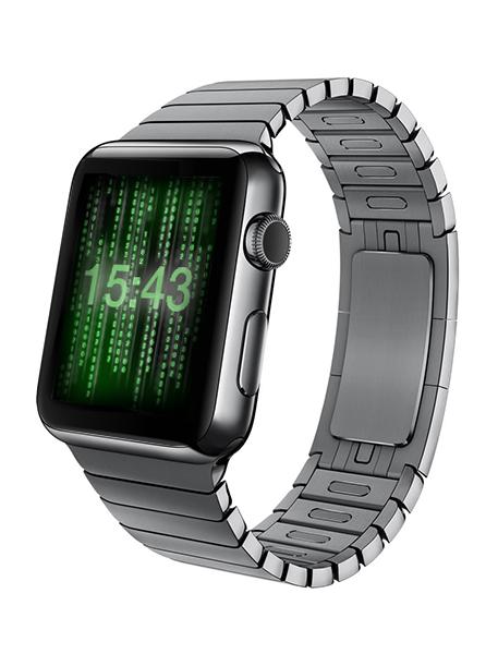 Matrix - Apple Watch by janosch500