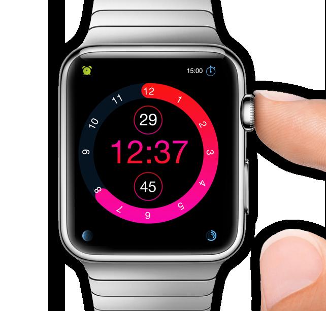 Watch Face - Apple Watch by janosch500