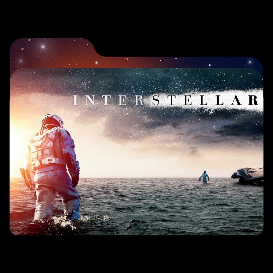 Interstellar 2014 Folder by janosch500