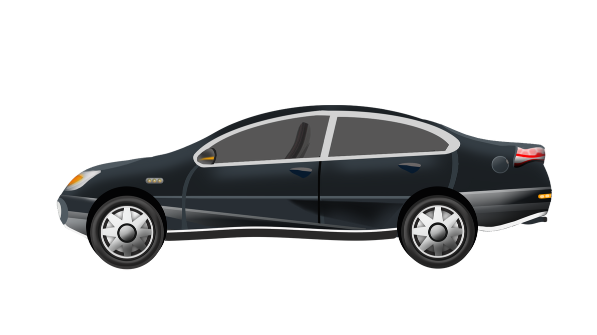 A Car Icon by janosch500