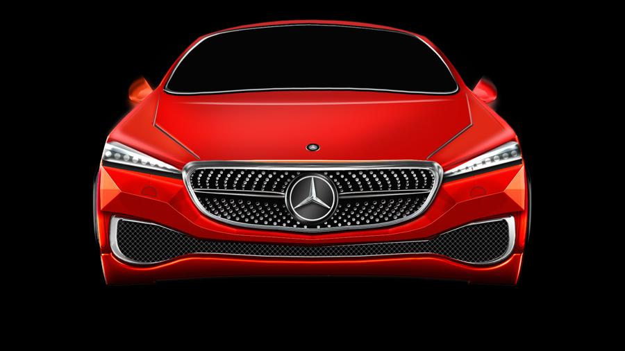 Mercedes - Benz by janosch500
