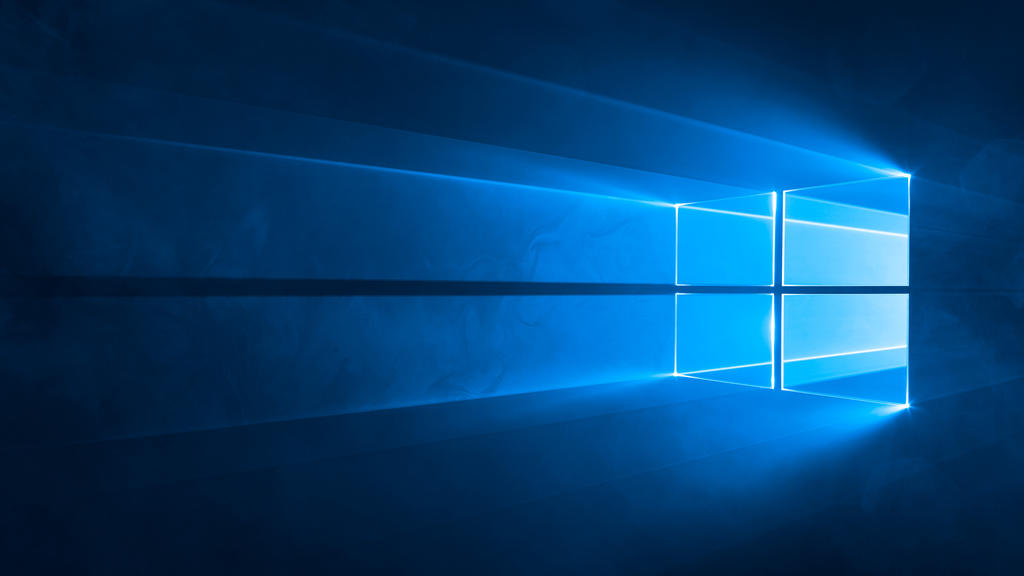 Windows 10 official Wallpaper 4K by janosch500
